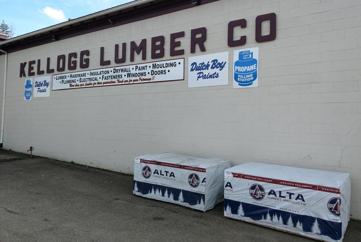 Kellogg Lumber Company